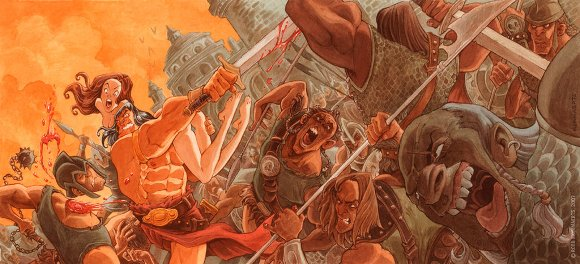 barbarian__s_wrath_by_robbvision