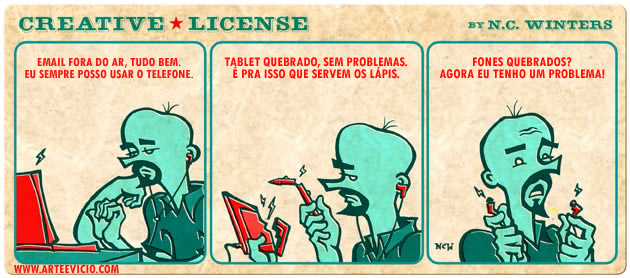 creative license #6