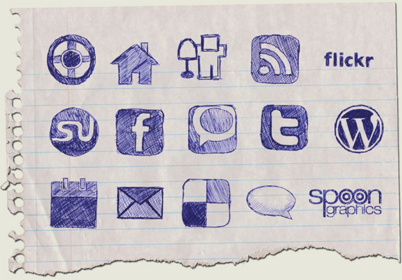 Doodle-Icons